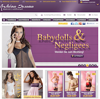 Andalous Dessous Online Shop