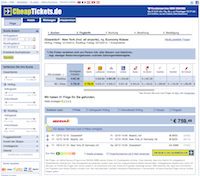 Cheaptickets Online Shop