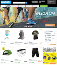Decathlon Online Shop