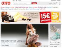 Otto AT Online Shop