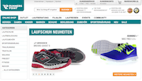 Runners Point Online Shop