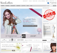 SinnLeffers Online Shop