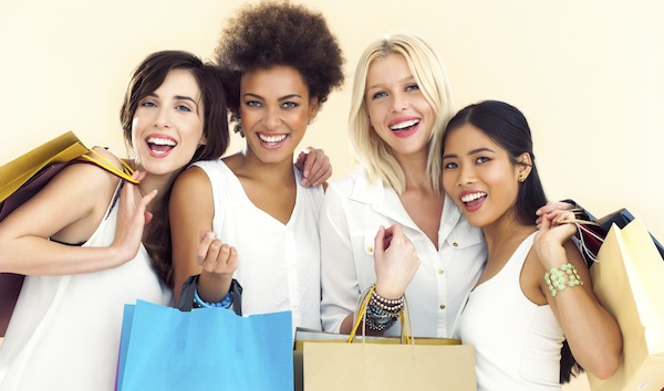 Shopping bei Promod